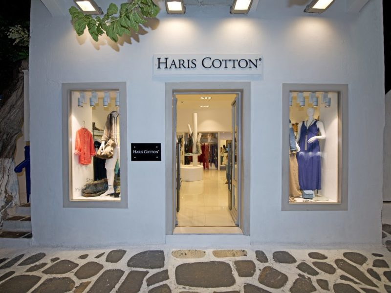 HARIS COTTON