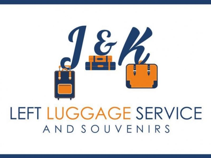 J & K Luggage storage