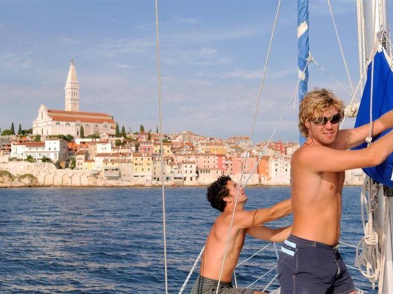 Adonis Sailing